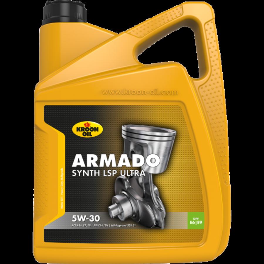 Armado Synth LSP Ultra 5W-30 - Dieselmotorolie, 4 x 5 lt-2