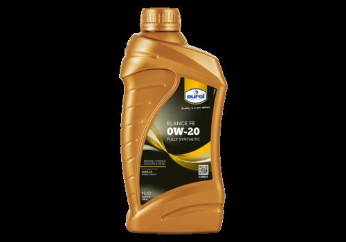 Eurol Elance FE 0W-20 - Motorolie, 1 lt