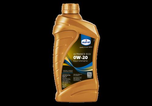 Eurol Ultrance ECO 0W-20 - Motorolie, 1 lt