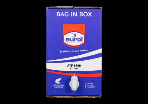 Eurol ATF 6700 - Transmissieolie, 20 lt BiB