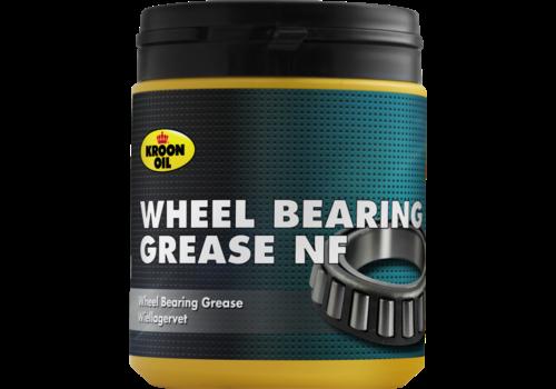 Kroon Oil Wheel Bearing Grease NF - Wiellagervet, 600 gr