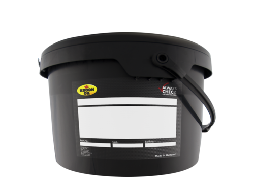Kroon Oil Wheel Bearing Grease NF - Wiellagervet, 5 kg