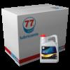 77 Lubricants Brake Fluid DOT 4 - Remvloeistof, 4 x 4 lt