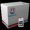 77 Lubricants Brake Fluid Dot 4 - Remvloeistof, 12 x 1 lt