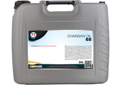 77 Lubricants Chainsaw Oil 68 - Kettingzaag olie, 20 lt