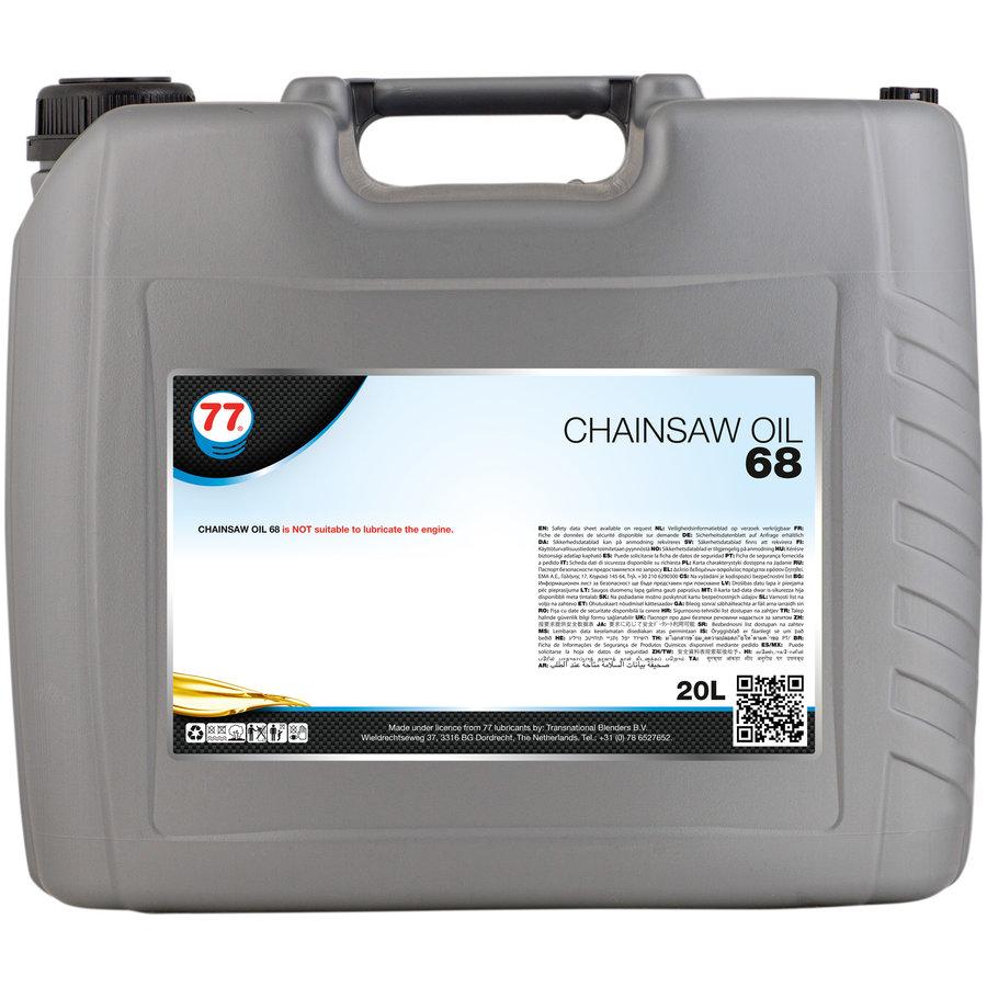Chainsaw Oil 68 - Kettingzaag olie, 20 lt-1