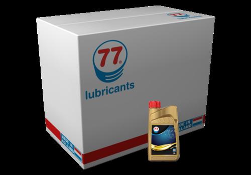 77 Lubricants Racing Oil 5W-50 - Motorolie, 12 x 1 lt