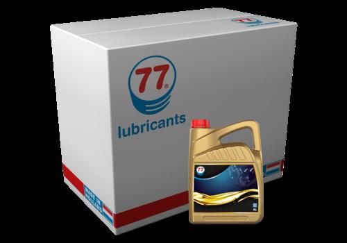 77 Lubricants Racing Oil 5W-50 - Motorolie, 3 x 5 lt