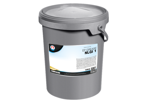 77 Lubricants EP Grease NLGI 1 - Vet, 18 kg