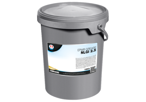 77 Lubricants EPWR Grease NLGI 2.5 - Vet, 18 kg
