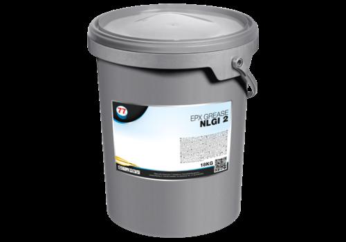 77 Lubricants EPX Grease NLGI 2 - Vet, 18 kg