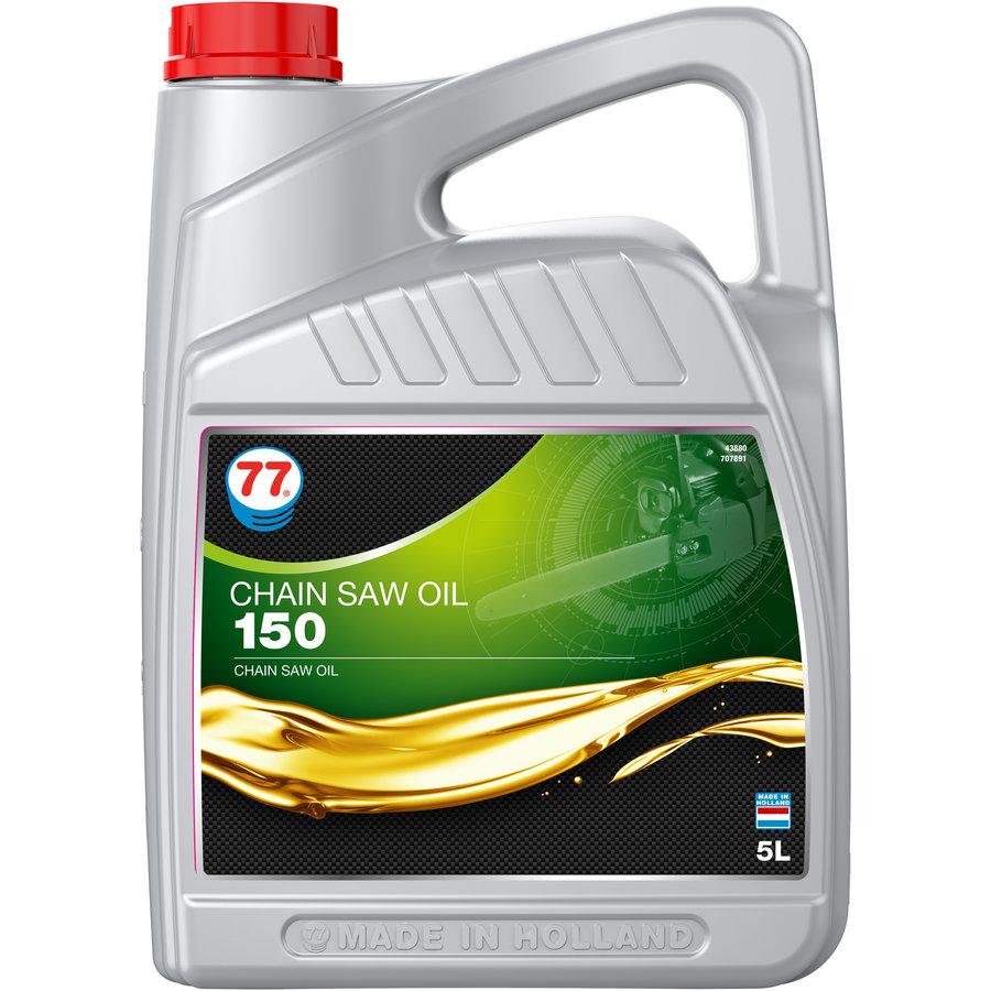 Chain Saw Oil 150 - Kettingzaag olie, 5 lt-1
