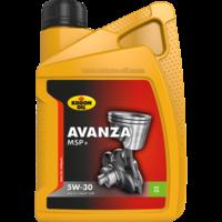 thumb-Avanza MSP+ 5W-30 - Motorolie, 12 x 1 lt-2