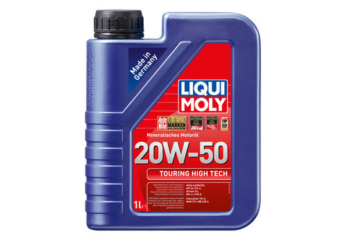 Liqui Moly Touring High Tech 20W-50, 1 lt