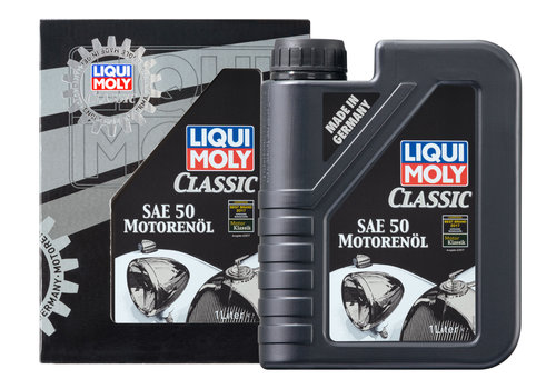 Liqui Moly Classic Motor Oil SAE 50, 1 lt