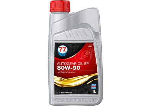 77 Lubricants Autogear Oil EP 80W-90 - Versnellingsbakolie, 1 lt