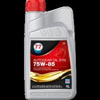 thumb-Autogear Oil Syn 75W-85 - Versnellingsbakolie, 12 x 1 lt-2