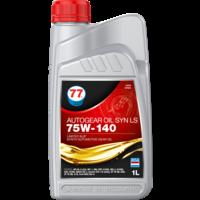 thumb-Autogear Oil Syn LS 75W-140 - Versnellingsbakolie, 12 x 1 lt-2
