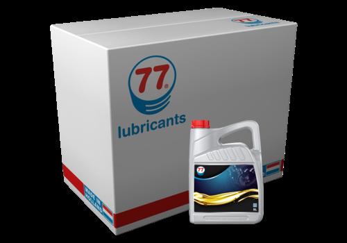 77 Lubricants Racing Gear Oil SYN LS 75W-140 - Versnellingsbakolie, 3 x 5 lt