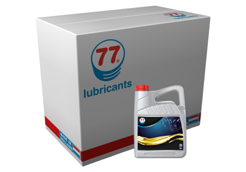 77 Lubricants Mono Engine Oil CF 10W - Heavy Duty, 3 x 5 lt