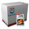77 Lubricants Motorcylcle Oil 2T Extra - Motorfietsolie, 4 x 4 lt