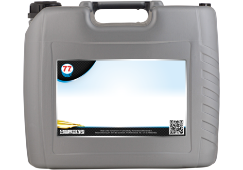 77 Lubricants Snowmobile Oil SYN 2T - Sneeuwscooter olie, 20 lt
