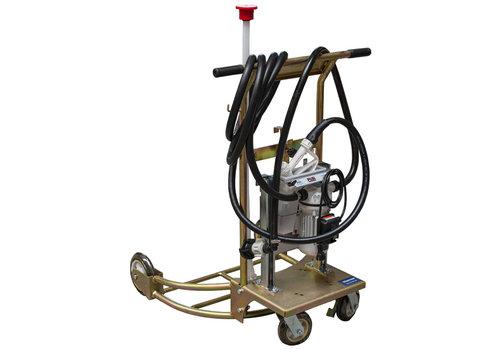 AdBlue verrijdbare unit t.b.v. 200 ltr vaten Basic