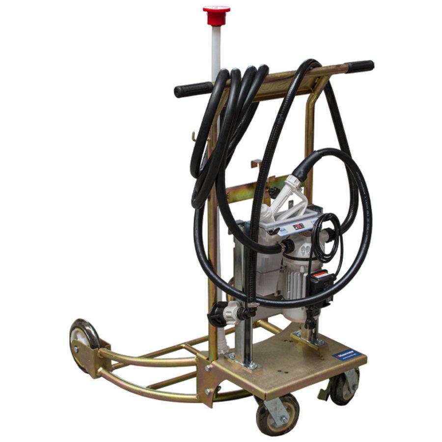 AdBlue verrijdbare unit t.b.v. 200 ltr vaten Basic-1