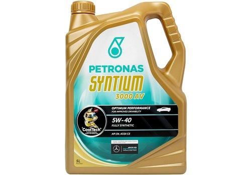 Petronas Syntium 3000 AV 5W-40, 5 lt