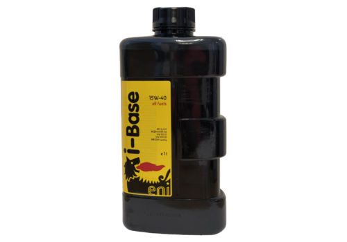Eni i-Base 15W-40, 1 lt (OUTLET)