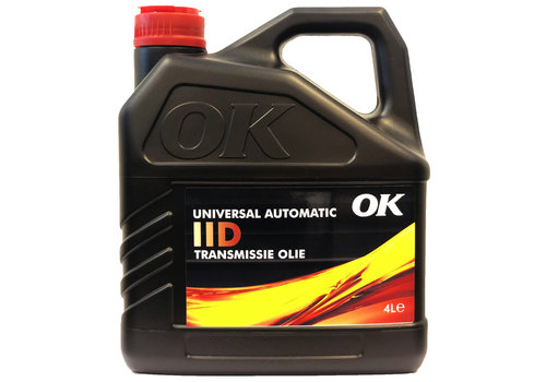 OK Universal Automatic - ATF, 4 lt (OUTLET)