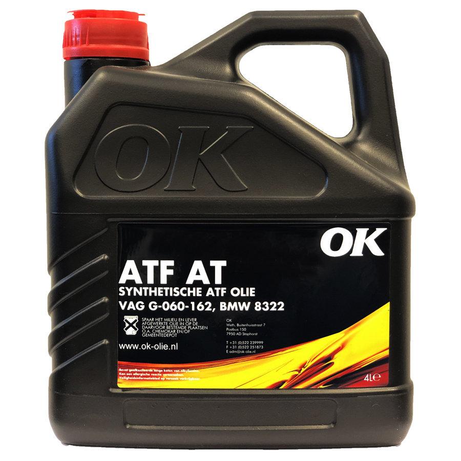 ATF AT - Transmissie olie, 4 lt (OUTLET)-1