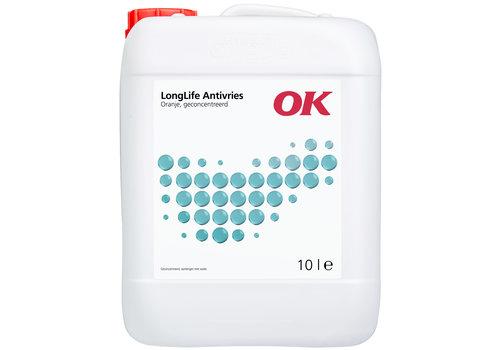 OK Longlife Antivries (O), 10 lt