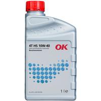 4T Motor Cycle Oil HS 10W-40 - Motorfietsolie, 1 lt
