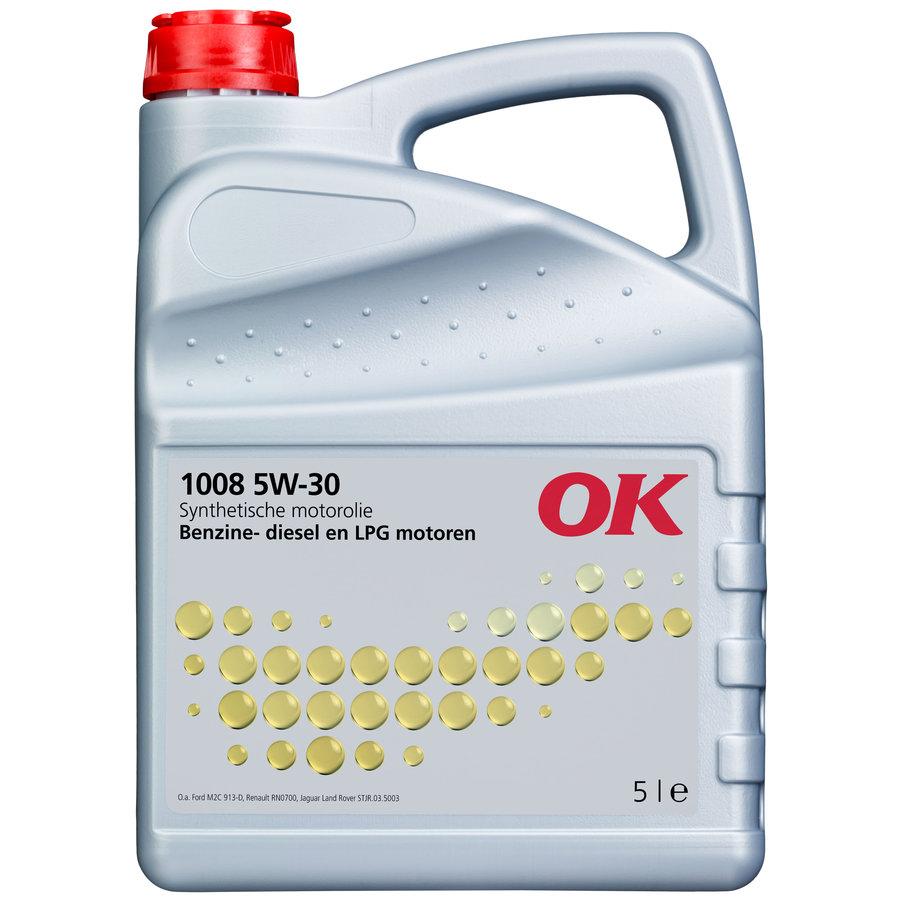 1008 5W-30 - Motorolie, 4 x 5 lt-2