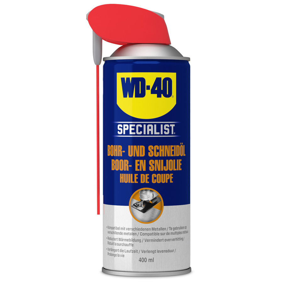 Boor- en Snijolie, 400 ml-2
