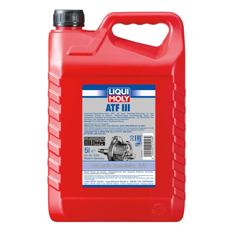 ATF III, 5 lt-1