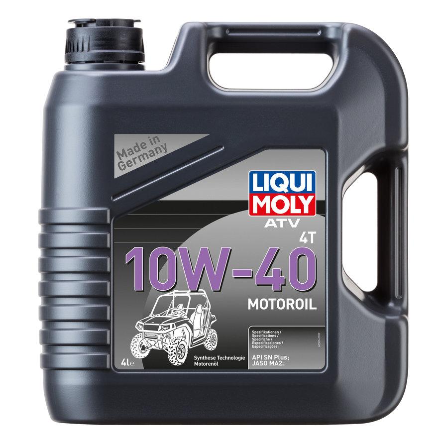 ATV 4T Motoroil 10W-40, 4 lt-1