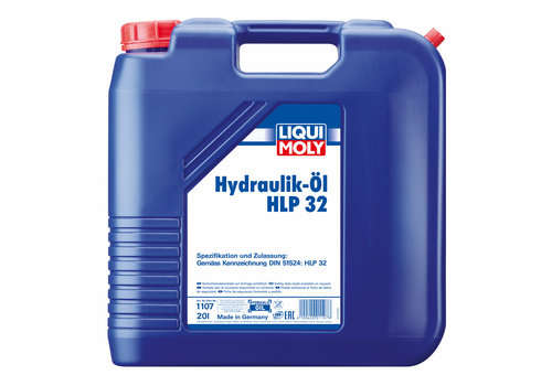 Liqui Moly Hydrauliekolie HLP 32, 20 lt