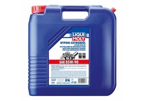 Liqui Moly Hypoïd-versnellingsbakolie (GL5) SAE 85W-90, 20 lt