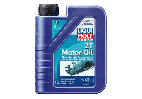 Liqui Moly Marine 2T Motor Oil, 1 lt