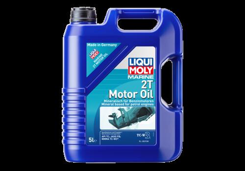 Liqui Moly Marine 2T Motor Oil, 5 lt