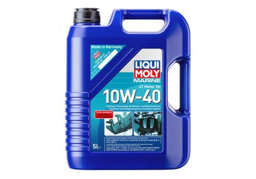Liqui Moly Marine 4T Motor Oil 10W-40, 5 lt