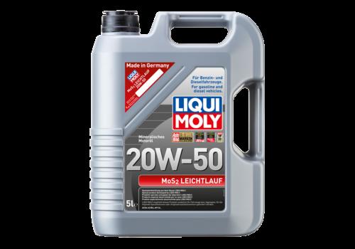 Liqui Moly MoS2 Leichtlauf 20W-50, 5 lt