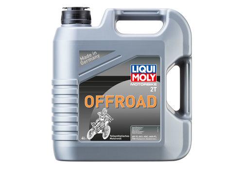 Liqui Moly Motorbike 2T Offroad, 4 lt