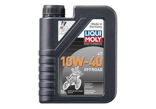Liqui Moly Motorbike 4T 10W-40 Offroad, 1 lt