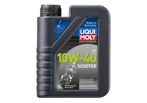 Liqui Moly Motorbike 4T 10W-40 Scooter, 1 lt