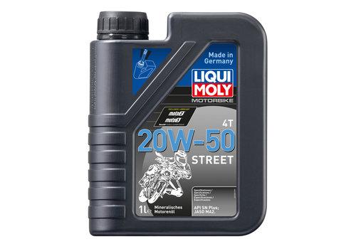 Liqui Moly Motorbike 4T 20W-50 Street, 1 lt
