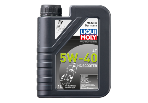 Liqui Moly Motorbike 4T 5W-40 HC Scooter, 1 lt