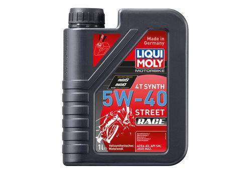 Liqui Moly Motorbike 4T Synth 5W-40 Street Race, 1 lt